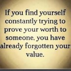 value yourself 1